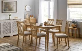 julian bowen ibsen extending oak dining set beds direct warehouse