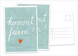 geburtstagskarten design hochzeit einladung postkarte sonderangebote design postkarten