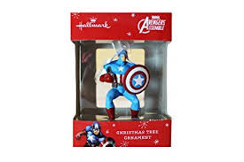 buy hallmark marvel assemble thor captain america