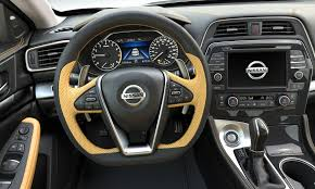 nissan maxima leather seats 2016 nissan maxima first drive review autonxt