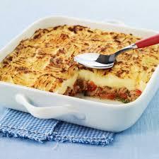 cuisiner du thon en boite hachis parmentier au thon et tomates maggi