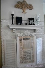 pottery barn fireplace screen binhminh decoration