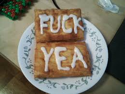 Toaster Strudel Meme - how to properly apply icing to your toaster strudels imgur