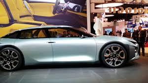 citroen concept cars paris motor show 2016 citroen cxperience concept car youtube