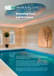 polished plaster swimming pools armourcoat usa pdf catalogues