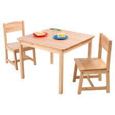 White Kids Table And Chair Set - kidkraft aspen kidkraft aspen table and chair set hayneedle