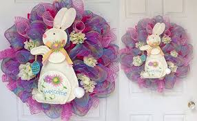 Easter Bunny Lawn Decoration Kit by 2017 Best 17 Easter Decorations Under 100 Wreath Bunny Tree