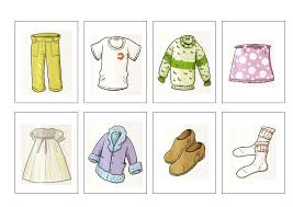 memory clothes clothes memory cards