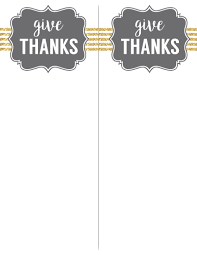printable thanksgiving cards to color thanksgiving silverware holder free printable paper trail design