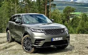 jeep range rover 2018 2018 range rover velar a distinguished off roader the car guide