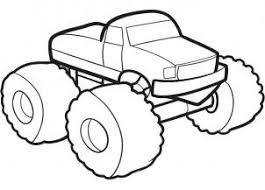 draw draw monster truck kids hellokids