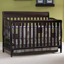 Graco Stanton 4 In 1 Convertible Crib Graco Stanton Convertible Crib In Cherry Simply Baby Furniture