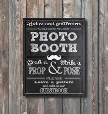 photo booth sign wedding photo booth sign guestbook sign printable photo booth