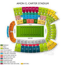 tcu parking map tcu horned frogs vs football tickets 11 4 17 seats