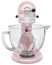 Kitchenaid Mixer On Sale by Kitchenaid 5 Quart Silk Pink Artisan Stand Mixer Everything Kitchens