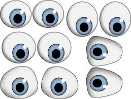 eyeballs halloween eyes clipart clipartfest clipartbarn