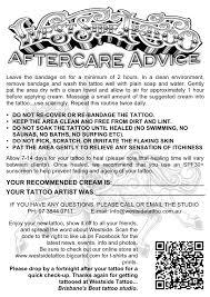 vegan tattoo aftercare cream basic tattoo aftercare instructions after inked tattoo aftercare
