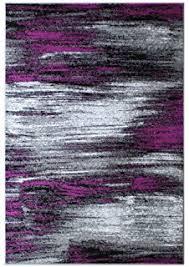 Modern Purple Rug Masada Rugs Modern Contemporary Area Rug Purple Grey