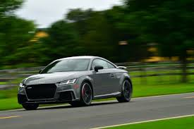 audi 2017 2018 audi tt rs first drive review motor trend