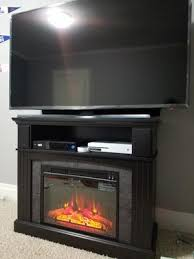 electric fireplace walmart black friday whalen media fireplace for tvs up to 50