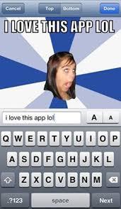 Generate Your Own Meme - make your own meme 20 meme making iphone apps bibliotek och blogg