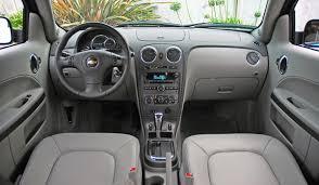2006 Chevy Hhr Interior Chevrolet Hhr Lt Motoburg