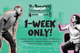 the second city new york comedy festival workshops