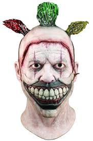scary mask american horror story twisty the clown mask masks