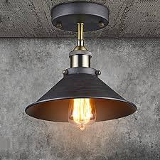 Kitchen Ceiling Light Fixtures Vintage Kitchen Light Fixtures Ceiling Amazon Com