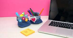 pencil holder for desk boost your efficiency at work with these diy desk organizers