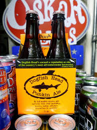 Dogfish Pumpkin Ale by Fall Craft Beer Picks And A Giveaway Ny Foodgasm