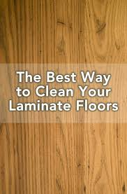 To Clean Laminate Floors Good How To Clean Wood Laminate Floors Without Leaving Streaks