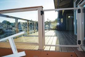 adjustable tensioning mechanism for a gate professional deck builder