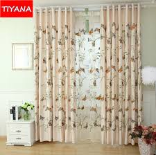 Childrens Bedroom Window Treatments Compare Prices On Drapery Window Online Shopping Buy Low Price