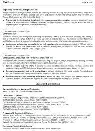 Sample Resume Of Civil Engineering Fresher Sample Resume Engineering Large Related Samples To Interesting