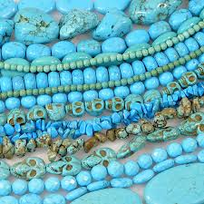 turquoise stone how can you tell if gemstone beads are genuine or imitation