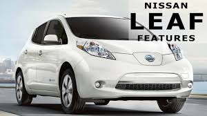 nissan canada victoria bc 2017 nissan leaf sl electric car features youtube