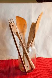 why wood cooking utensils are better than metal or plastic field