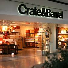 crate and barrel i would live at the crate barrel store if i could i love