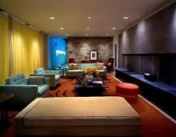 bedroom outstanding orange wall paint color schemes living room