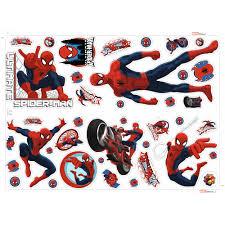 spiderman wall stickers uk sticker creations wall spider man sticker sticker creations