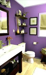 wall decor bathroom ideas furniture fresh purple bathroom decor and accessories