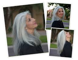 perm for grey hair 205 best grey hair images on pinterest grey hair gorgeous hair