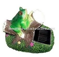 solar frog light wholesale solar frog lights novelty solar frog lights china