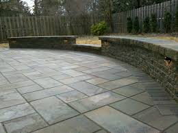 Exposed Aggregate Patio Pictures by Stone Pavers Patio