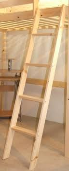 Wood Bunk Bed Ladder Only Wooden Bunk Bed Ladder Only Best Ideas