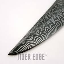 Damascus Steel Kitchen Knives 16