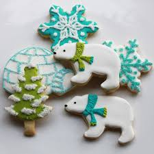 45 best decorated christmas cookies images on pinterest