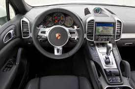 2004 Porsche Cayenne Interior Porsche Improves Cayenne U0027s V6 Diesel And Introduces 540hp Powerkit