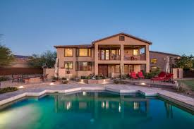 Presidential Pools Surprise Az by Anthem Arizona Golf Communities Az Golf Homes